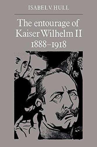 The Entourage Of Kaiser Wilhelm Ii, 1888-1918 front-1029171