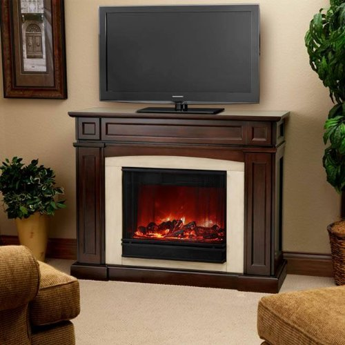 Real Flame 3710E Rutherford Standalone Electric Fireplace picture B00874B3F2.jpg