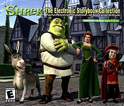 Shrek - The Electronic Storybook Collection