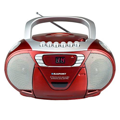 blaupunkt-b-11-rd-tragbares-cd-radio-mit-kassettenplayer-led-display-backlight-2x-1-watt-ukw-mw-tune