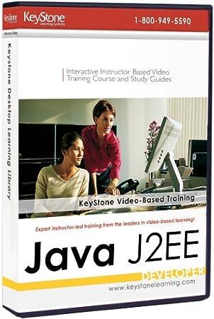 Java J2EE Complete: 16-level Instructor-based Video Training Set