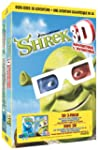 B.O.B.'s Big Break + Shrek 3D 2-pack...