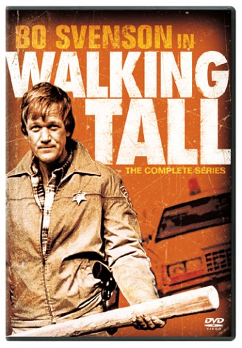 Cover art for  Walking Tall - The Complete TV Series