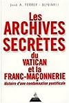 Les Archives secr�tes du Vatican et l...