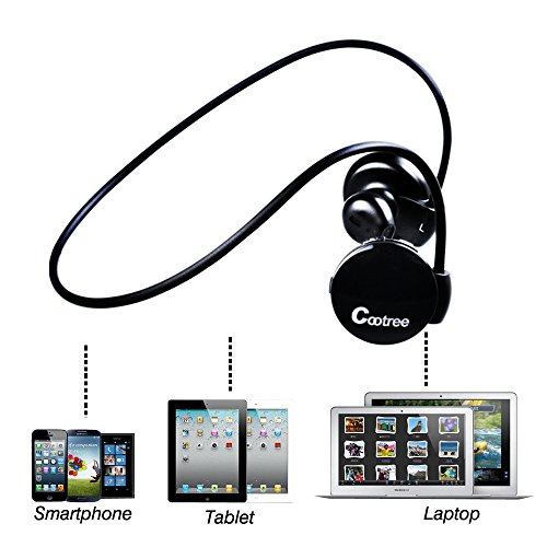 Cootree C230 Sport Sweat Proof Bluetooth Stereo Headset