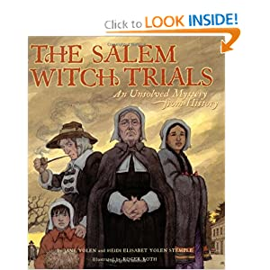 Inside the Salem Witch Trials   The New Yorker It s About Time George Burroughs     More Weight       Salem Witch Trials Video