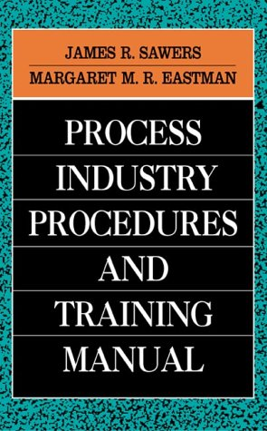 Process Industry Procedures and Training Manual PDF