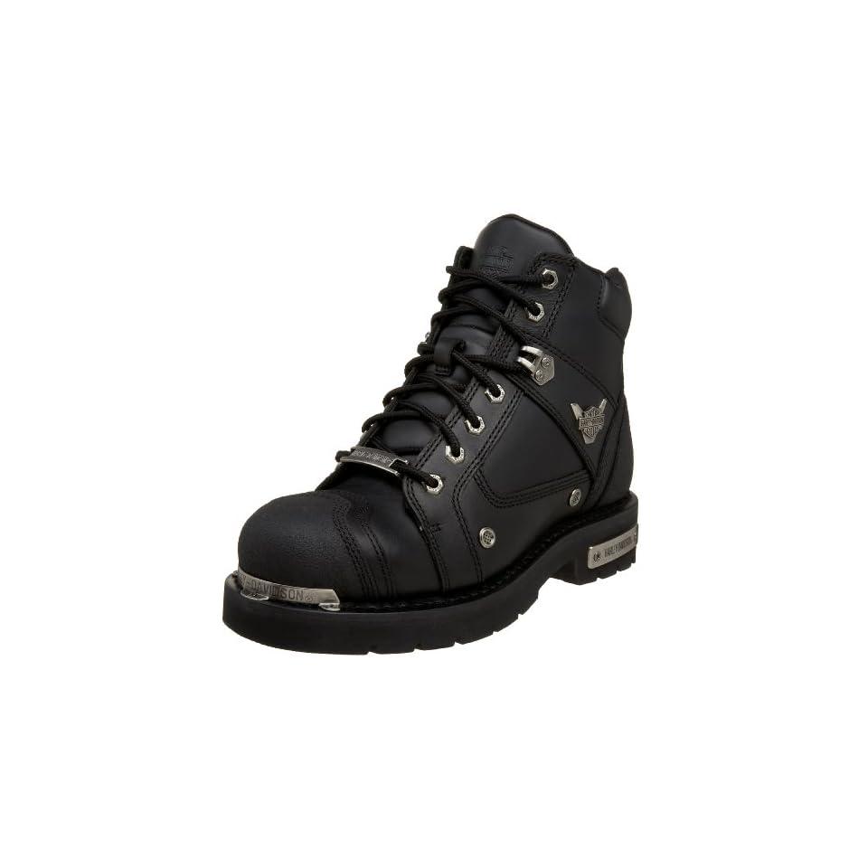Harley Davidson Mens Avenger Boot,Black,7 M