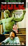 echange, troc The Trial Of The Incredible Hulk [VHS] [Import anglais]