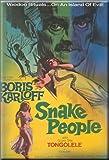 echange, troc Snake People [Import anglais]