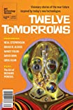img - for Twelve Tomorrows - Visionary stories of the near future inspired by today's technologies book / textbook / text book