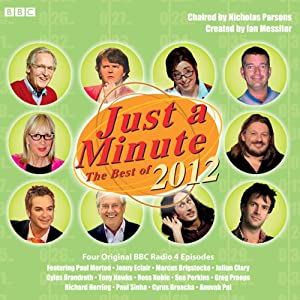 Just A Minute: The Best of 2012 Radio/TV Program
