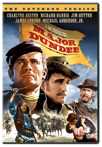 Cover art for  Major Dundee (The Extended Version)