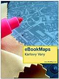 Map of Karlovy Vary, Czech Republic (Maps of Czech Republic)