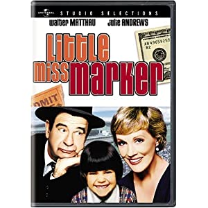 Little Miss Marker starring Tony Curtis.