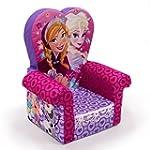 Marshmallow Furniture-High Back Chair...
