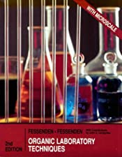 Organic Laboratory Techniques by Ralph J. Fessenden