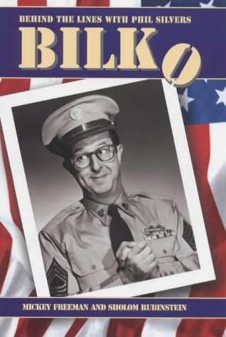 Image for 'Bilko': Behind the Lines with Phil Silvers