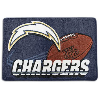 Chargers Northwest NFL Tufted Rug