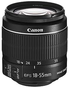 Canon Objectif EF-S 18-55 mm f/3,5-5,6 IS II