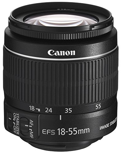 Canon EF-S Zoom Lens 18 mm - 55 mm - f/3.5-5.6 IS MK II Black Friday & Cyber Monday 2014