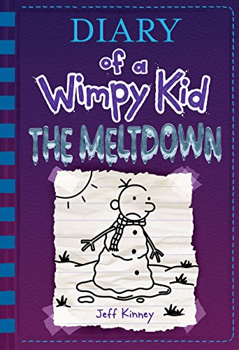 The Meltdown (Diary of a Wimpy Kid Book 13) [Kinney, Jeff] (Tapa Dura)