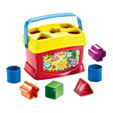 Fisher-Price Brilliant Basics Baby's First Blocks ~ Fisher-Price