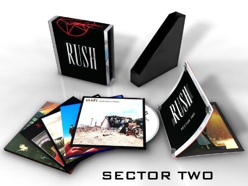 Rush – Sector Two (5CD Box Set) (2011) [FLAC]