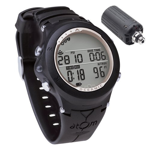 Best buy oceanic atom 2 0 full featured air integrated - Oceanic dive watch ...