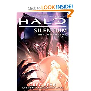 Halo: Silentium (The Forerunner Saga) by Greg Bear