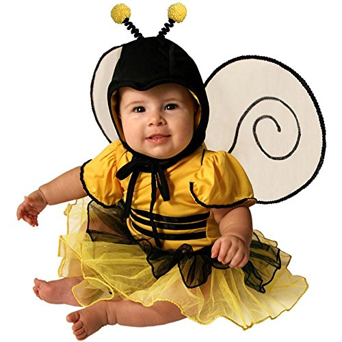 Deluxe Infant Baby Bumble Bee Halloween Costume (18 Months)