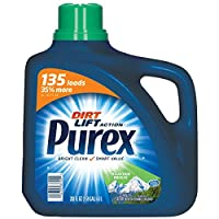 Purex Liquid Laundry Detergent, Mountain Breeze, 203 oz (135 loads)