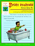 img - for Gifted and Talented Story Starters: Stories about Me (Gifted & Talented Workbook) book / textbook / text book