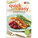 Quick & Easy Cookbook, 2nd Edition by the American Heart Association Trade Show Giveaway