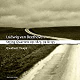 Beethoven: String Quartets Op.18 No.3, Op.74 & Op.135