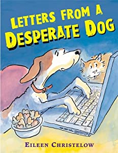 Cover of &quot;Letters from a Desperate Dog&quot;