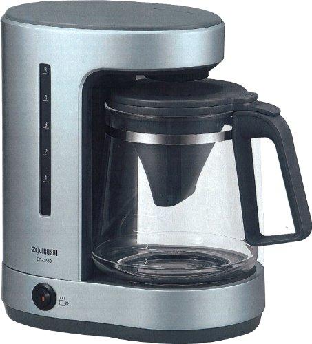 Zojirushi Automatic Electric Coffee Maker 680ml Silver