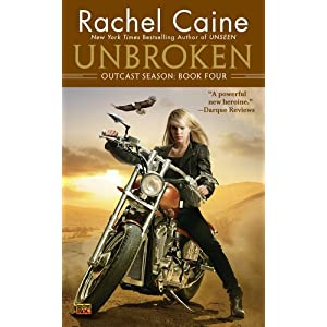 Unbroken (Outcast Season, Book 4)