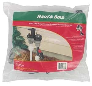 "RainBird Drip CPZ075PRFA Drip Irrigation Anti-Siphon Control Valve Kit, 3/4"""