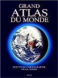 echange, troc Collectif - Grand Atlas du Monde. Nouvelle Cartographie de la Terre