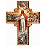 Sunsout I Am With You Cross 1000 Piece Jigsaw Puzzle