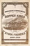 img - for Bonanzas & Borrascas: Gold Lust and Silver Sharks, 1848-1884 (Western Lands and Waters Series) book / textbook / text book