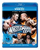 Image de Wwe-Wrestlemania 28 (Blu-Ray [Import allemand]