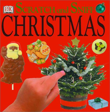 Scratch and Sniff: Christmas (Board book)
