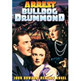Arrest Bulldog Drummond [DVD]  [Region 1] [US Import] [NTSC]by John Howard