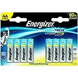 Energizer HighTech Battery Alkaline LR6 1.5V AA Ref 632885 [Pack of 8]