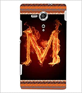 PrintDhaba GRANDbet M D-2540 Back Case Cover for SONY XPERIA SP (Multi-Coloured)