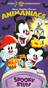 Animaniacs - Spooky Stuff [VHS]