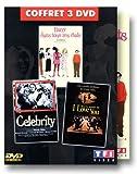 echange, troc Coffret Woody Allen : Harry dans tout ses états / Tout le monde dit I love you / Celebrity