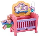 Little Tikes 4-in-1 Baby Born Nursery